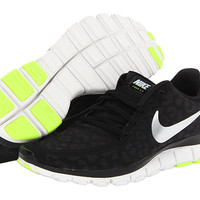 Nike Free 5.0 V4 Dark Armory Blue/Laser Orange/Pink Foil/Metallic Silver - Zappos.com Free Shipping BOTH Ways