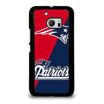 NEW ENGLAND PATRIOTS  HTC One M10 Case Cover