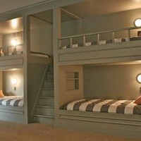 room full of bunk beds - Google Search