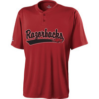 Holloway 228263 Youth Ballpark Jersey - University Of Arkansas