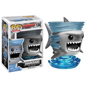 Funko POP! Television - Vinyl Figure - SHARKNADO (Pre-Order ships June): BBToyStore.com - Toys, Plush, Trading Cards, Action Figures & Games online retail store shop sale