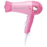 Hello Kitty 1875 watt Hair Dryer