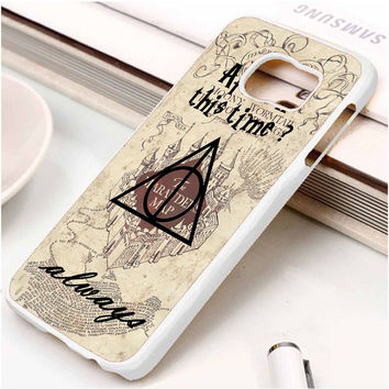 After All This Time Always Quote Harry Potter Samsung S7 || Samsung S7 Edge