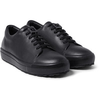 Wooyoungmi - Leather Sneakers | MR PORTER