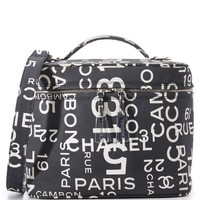 Chanel Canvas Vanity Bag (Previously Owned)