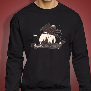 Harry Potter Illustration Men'S Sweatshirt
