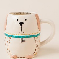 All you need is love and a dog folk are mug