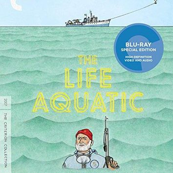Bill Murray & Owen Wilson & Wes Anderson-The Life Aquatic with Steve Zissou: Criterion Collection