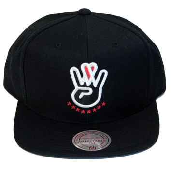 Westside Love Black/White Snapback
