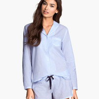 Cotton Pajamas - from H&M