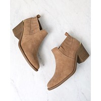 Maude - Nubuck Chelsea Ankle Boot - more colors