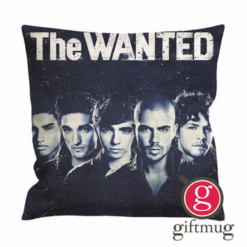 The Wanted Cushion Case / Pillow Case
