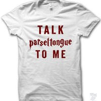 Talk Parseltongue To Me