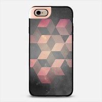 pink & gray iPhone 6 case by DuckyB | Casetify