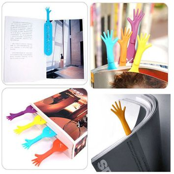 4Pcs Funny Help Me Bookmark Note Pad Memo Stationery Book Mark Novelty Funny Gift