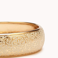 Pressed Filigree Bracelet | FOREVER 21 - 1000017465