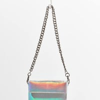 Wallet Chain Crossbody Bag | Urban Outfitters