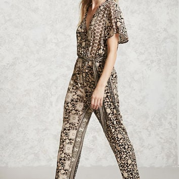 Contemporary Ornate Jumpsuit