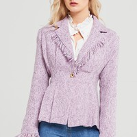 Scarlett Tweed Jacket Discover the latest fashion trends online at storets.com