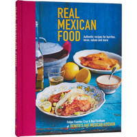 Real Mexican Food Book - Food Gifts - Gifts - TK Maxx