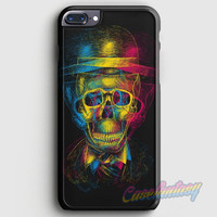 Skull Art iPhone 7 Case | casefantasy