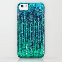 :: Blue Ocean Floor :: iPhone & iPod Case by GaleStorm Artworks