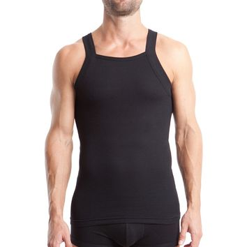 Equipo 2-pack Modern-Fit Solid Tank Tops
