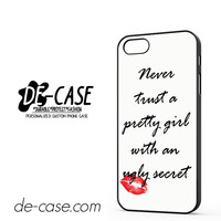 Pretty Little Liars Quote DEAL-8899 Apple Phonecase Cover For Iphone 5 / Iphone 5S
