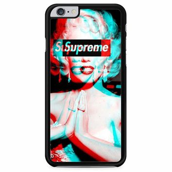 Marilyn Monroe Supreme iPhone 6 Plus/ 6S Plus Case