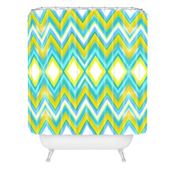 Ingrid Padilla Spring Up Shower Curtain
