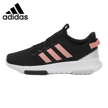 Original New Arrival 2017 Adidas  NEO Label CF RACER TR Women's  Skateboarding Shoes Sneakers