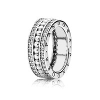 PANDORA Forever PANDORA Ring, Clear CZ - Size 7