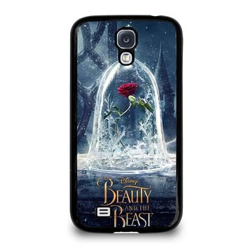 BEAUTY AND THE BEAST ROSE IN GLASS Samsung Galaxy S4 Case Cover