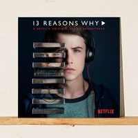 Various Artists - 13 Reasons Why Original Soundtrack 2XLP | Urban Outfitters