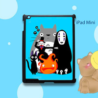 Ghibli Totoro Spirited Away Case For iPad Air, iPad 2, iPad3, iPad 4 and iPad Mini