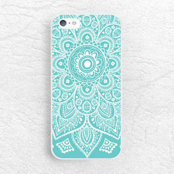 Mandala floral lace pattern phone case for iPhone 6, Sony z1 z2 z3 compact, LG g2 g3 nexus 5, HTC one m7 m8, Moto x Moto g, Aztec case -P24