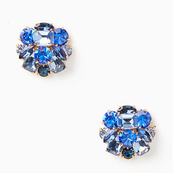 shine on cluster studs