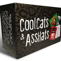 CoolCats & AssHats The Funnest Adult Party Game