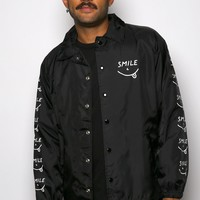 Smile Eyes Unisex Coaches Jacket