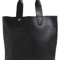 rag & bone 'Flight' Perforated Leather Tote | Nordstrom