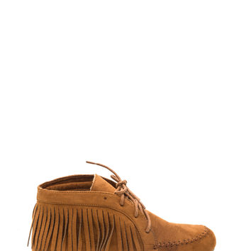 Southwestern Vibes Moccasin Booties