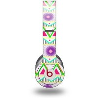 Kearas Tribal 1 Decal Style Skin fits Beats Solo HD Headphones - (HEADPHONES NOT INCLUDED)