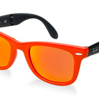 RB4105 FOLDING WAYFARER 50 | Sunglasses for Men, Women & Kids | Official Sunglass Hut Online Store