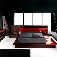 Unique Modern Bed - Opulentitems.com