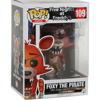 Funko Five Nights At Freddy's Pop! Games Foxy The Pirate Vinyl Figure