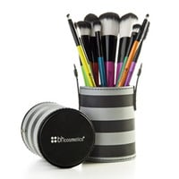 10 Pc Pop Art Brush Set | BH Cosmetics!