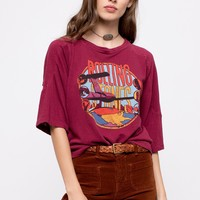 Daydreamer - Rolling Stones Around the World Football Tee