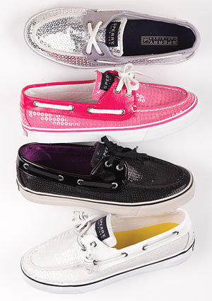 Sperry Bahama Sequin Sneaker
