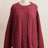 Raspberry Kisses Sweater