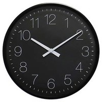 Decorative Clock - Black - Room Essentials™ : Target